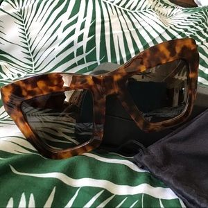 Valley Eyewear Sunglasses Tenz Tortoise